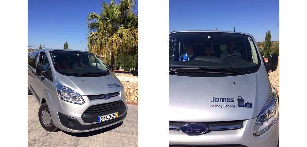 Airport Transfers, Golf Transfers, Excursions and all transfer and travel requirements in the Algarve, Portugal